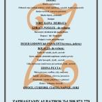 menu imprezy